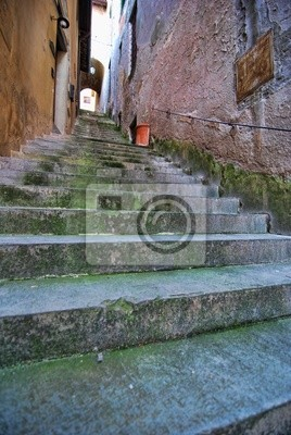 Barga, w prowincji Lukka, Włochy
