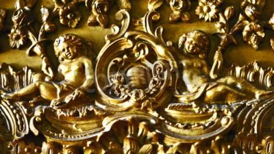 Obraz Barokowy wystrój