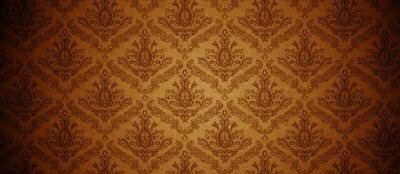 Obraz baroque wallpaper background