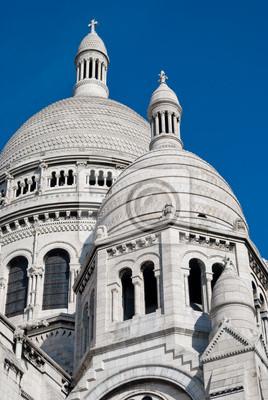 Bazylika Najświętszego Serca (Sacré-Coeur), Montmartre, Paryż