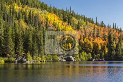 Bear Lake Autumn Reflections