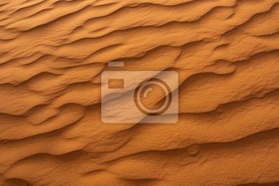 Obraz Beautiful sand dunes in the Sahara desert.