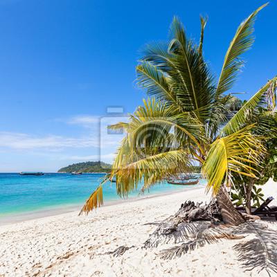 Beautiful tropical island, Koh Lipe in Thailand.