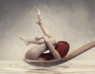 Obraz Beauty Bath