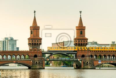 Berlin Oberbaumbrücke
