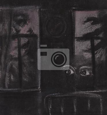 Obraz Bez spania