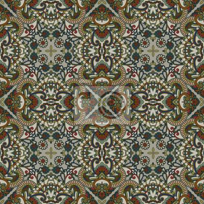 Bezproblemowa geometryczny wzór tła. Projekt Arabic