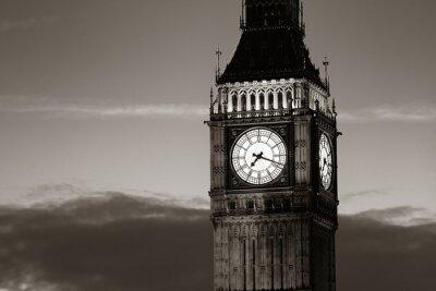 Obraz Big Ben zbliżenie