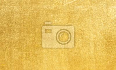 Obraz Blacha złota stałe czarnym tle