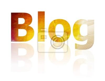 Blog, który stanowi symbol internet