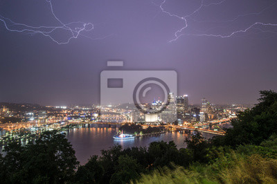 Błyskawica nad Pittsburgh