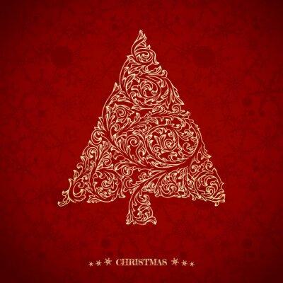Obraz Boże Narodzenie w tle
