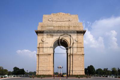 Obraz Brama Indii - Delhi - Indie