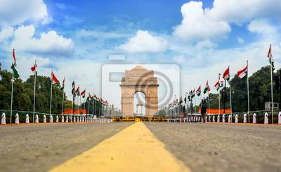 Obraz Brama Indii, Nowe Delhi, Indie