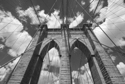 Brooklyn Bridge Architektura