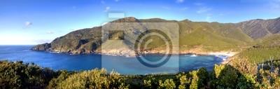 Buchtpanorama Korsika