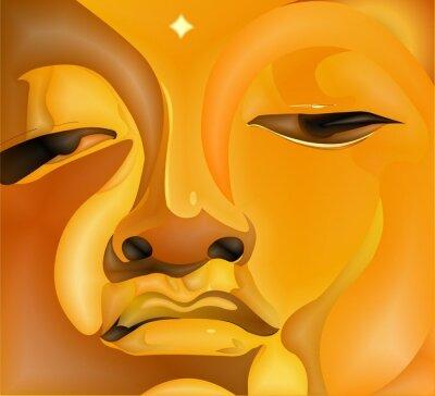Obraz Buddah