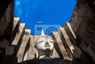 Buddy obrazu w Wat Sri Chum, Sukhothai