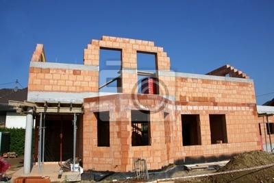 Budowa domu z cegły z