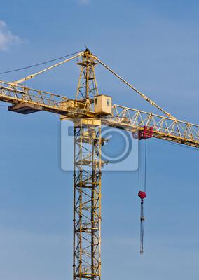 Budowa dźwigu