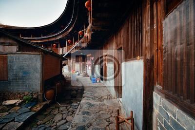 Budynek Fujian Tulou