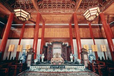 Obraz Budynek jednorodzinny Mu