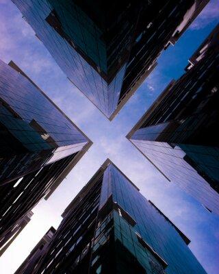 Obraz Budynek x