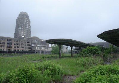 Buffalo Central zewnętrzny