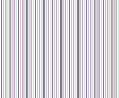 Obraz Bunte Linien w fioletowy, Grün, Grau und auf weiß różowy
