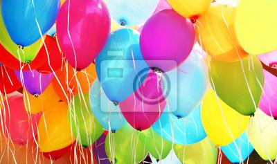 Obraz Bunte Luftballons