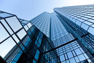 Obraz Bürogebäude - Banku we Frankfurcie