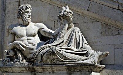 Obraz Campidoglio in Rome