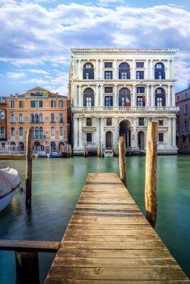 Obraz Canal Grande w Wenecji, Włochy