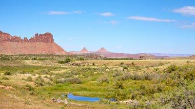 Canyonlands National Park landscape, Utah, USA