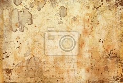 Obraz carta Antica macchiata