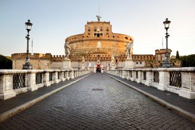 Obraz Castel Sant'Angelo, Rzym