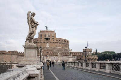 Obraz Castillo de Sant Angelo, Roma