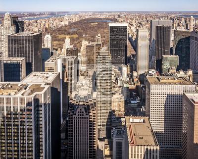 Obraz Central Park w Nowym Jorku