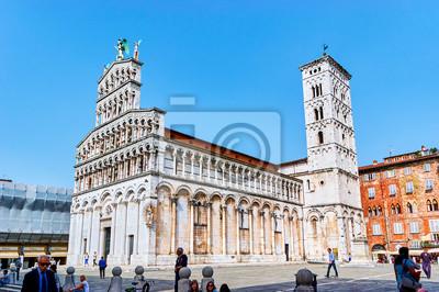 Centralna bazylika Lucca, Włochy