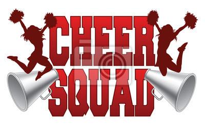 Obraz Cheer Squad
