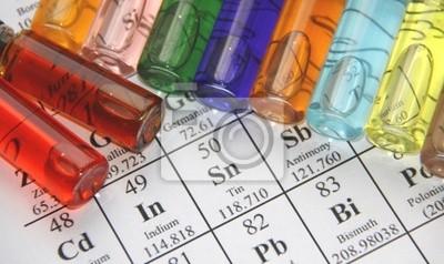Chemia. Seria probówki