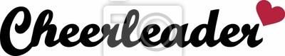 Obraz Cherleader Miłość