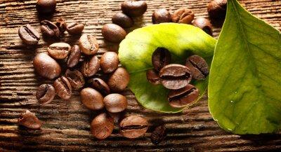 Obraz Chicchi di caffè