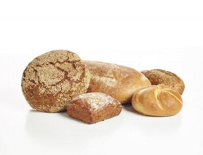 Obraz Chleb i bułki