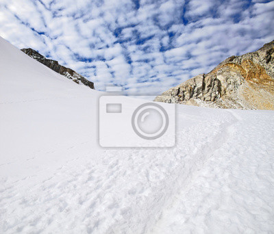 Obraz Cho La Pass Everest Region, Nepal