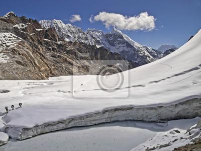 Cho La Pass Everest Region, Nepal