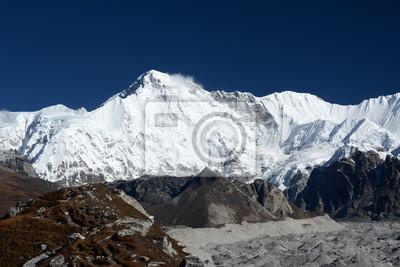 Cho Oyu 8201m. Zima z plecakiem w Himalajach. Nepal Trekking i podróże zapewnić odpowiednie miejsce dla nie zapominając trekkingowe wyprawy w Himalaje.