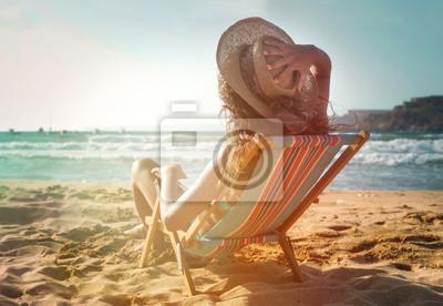 Obraz Ciepło i słońce