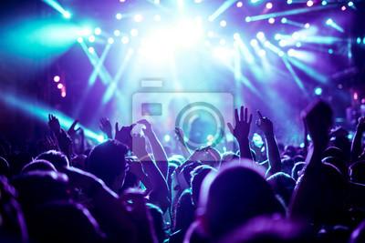 Obraz Cieszący wielki koncert