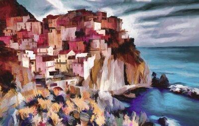 Obraz Cinque Terre